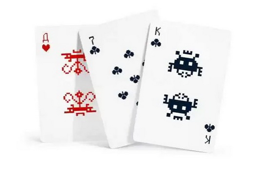 pixelated-playing-cards