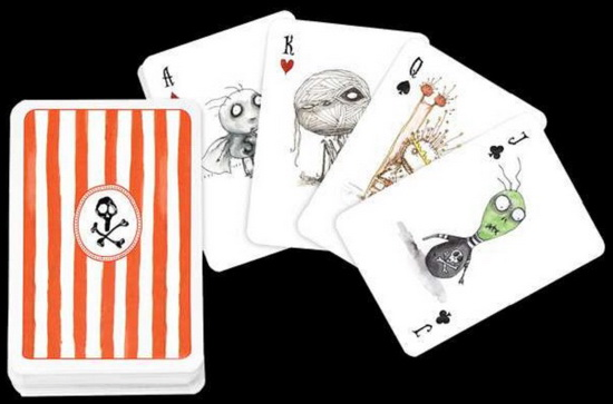 tim-burton-playing-card