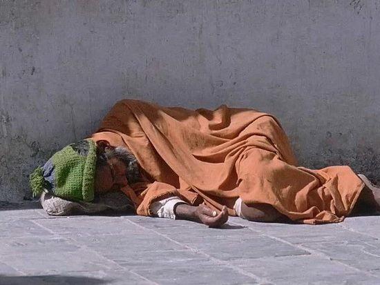 Бездомность