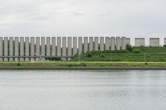 ветряная стена Розенбурга