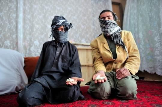 дети_героин_афганистан