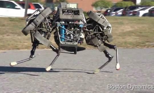 робот_WildCat