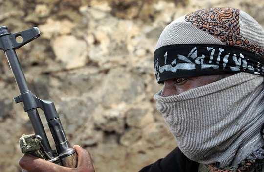 Аль-Каида_Сирия