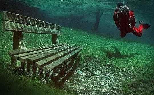 озеро_Грюнер