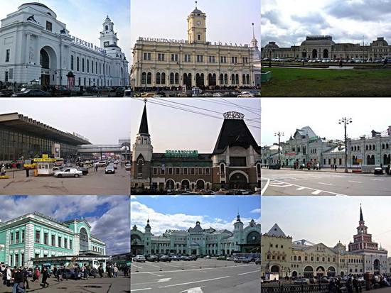 Vokzalyi-Moskvyi