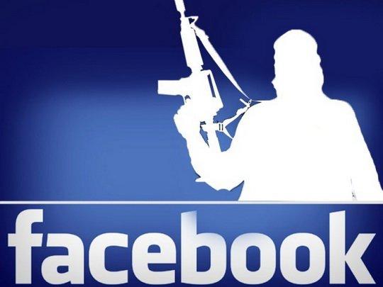 facebook-сирия