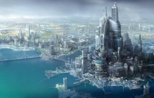 port-city
