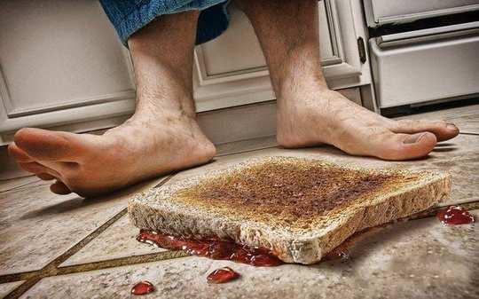 пища-на-полу