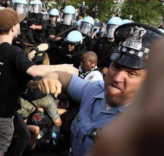 полиция_США
