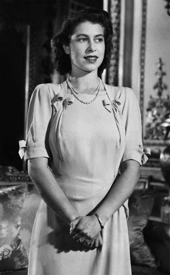 Королева Елизавета6