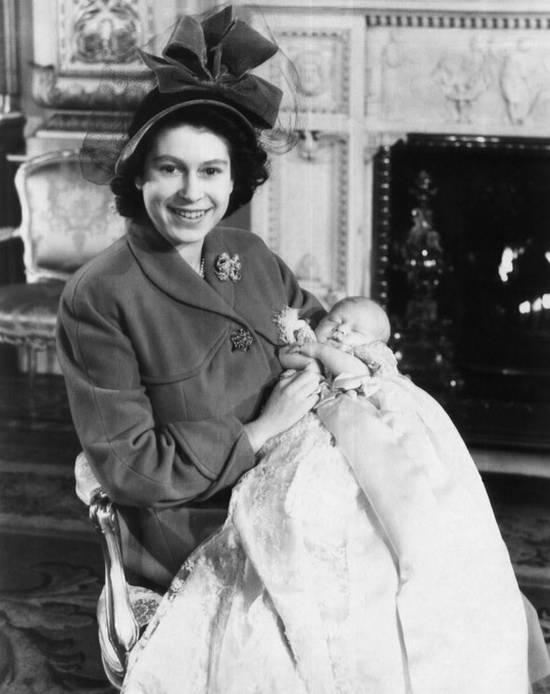 Королева Елизавета8