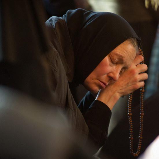 молитва-матери