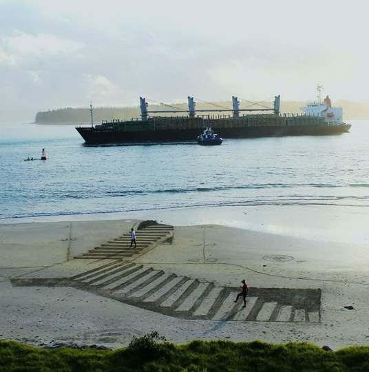 3d-beach