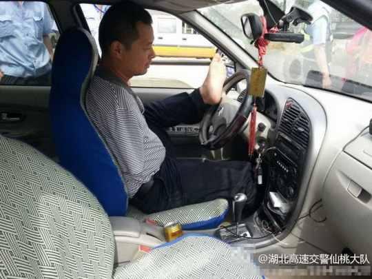 китай_водитель