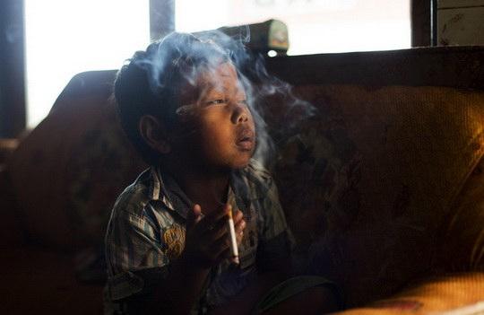 индонезия_дети_курение