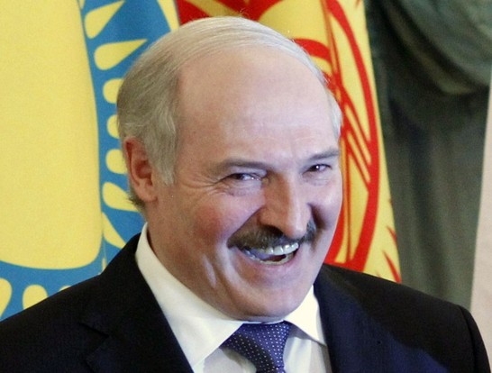 Belarus' President Lukashenko attends the Eurasian Union Summit in Moscow