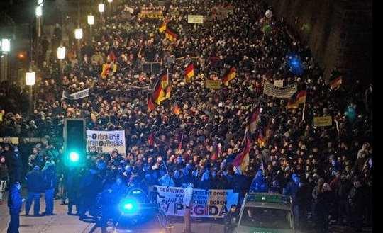германия_протесты