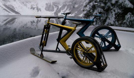 Sno-Bike