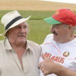 Депардье поддержал введение в Беларуси налога на тунеядство