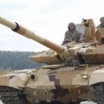 Russia Just Parked Several Tanks at a Syrian Airfield, Pentagon Says