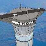 Проект 20-километровой надувной башни— Thothx
