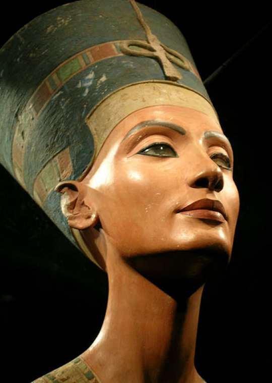 Нефертити-царица-Египта