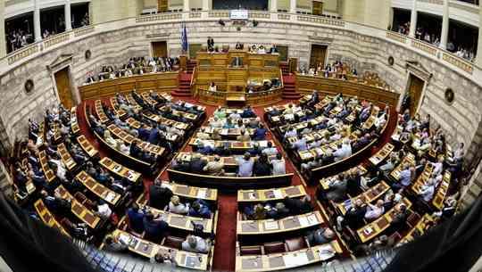 греция_парламент