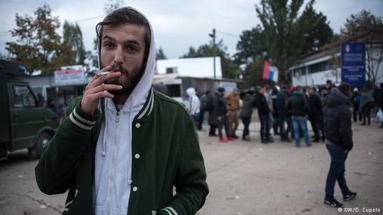 сербия_беженцы