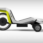 Моторизированный скейтборд— Blair Bodyskate