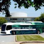 Электроавтобус Proterra Catalyst XR:  на одном заряде аккумулятора— 400 км