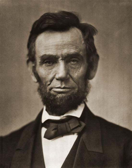 Авраам+Линкольн