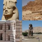 Архитектурные артефакты Древнего Египта