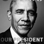 Барак Обама дал интервью и сфотографировался для обложки гей-журнала