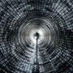Подземный Лондон (фото— Брэдли Л. Гарретта)