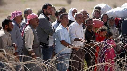беженцы_сирия