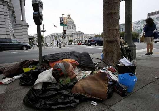бездомные+нищие