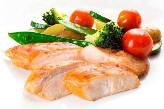 куриная+грудка+с+овощами
