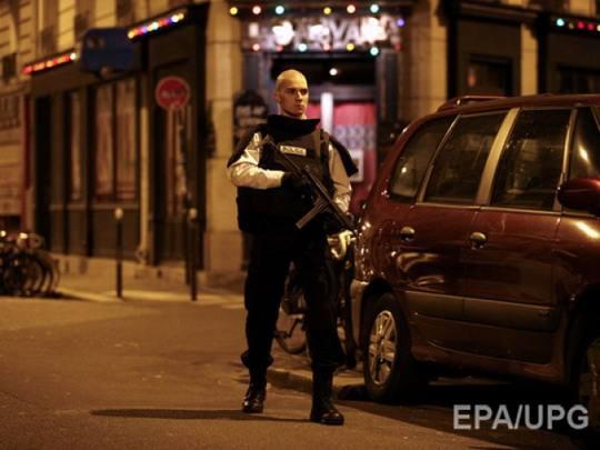 теракты+Париж