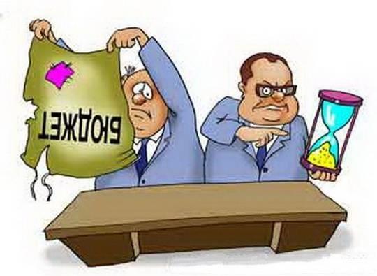 чиновник_карикатура