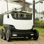 Starship Technologies: управляемые наземные роботы-дроны
