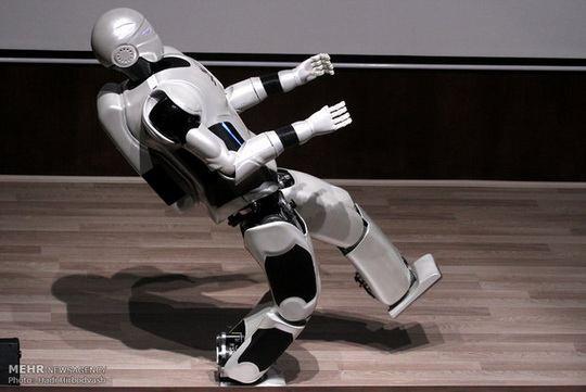 Surena_III+человекоподобный_робот