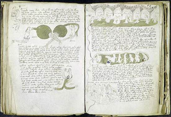 Voynich manuscript / Манускрипт Войнича