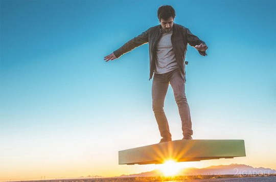 ArcaBoard+летающая_доска