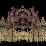 Kobe Luminarie: невероятный фестиваль огней в Японии