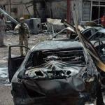 Ирак: террористы взорвали автомобиль и захватили заложников в торговом центре