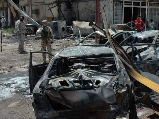 Ирак, террористы, торговый-центр, взрыв, заложники