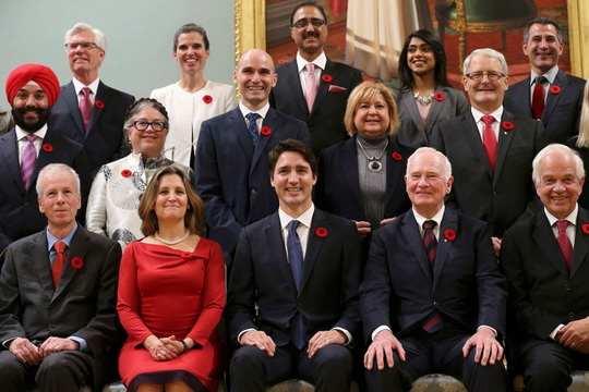Канада_правительство