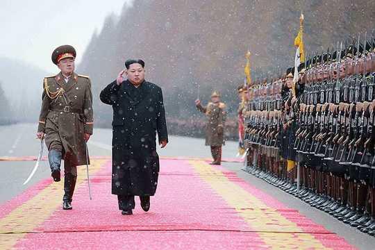 Ким-Чен-Ын+КНДР+водородная+бомба