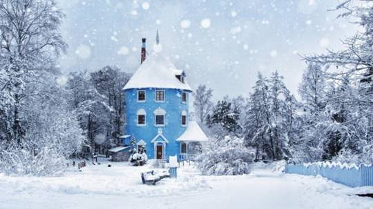 зима+красивые-места+фото