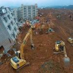 Китай: за сход оползня в городе Шэньчжэнь арестованы 11 человек